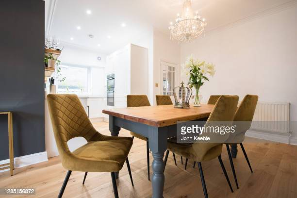 property interiors - chair stock pictures, royalty-free photos & images