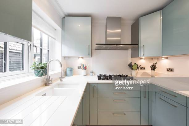 property interiors - shiny stock pictures, royalty-free photos & images