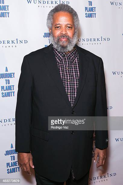 Prophet Yahweh attends 'A Journey To Planet Sanity' Los Angeles Premiere at Laemmle Monica 4Plex on December 2 2013 in Santa Monica California