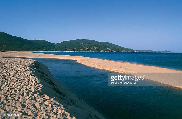 Propriano Beach Corsica France