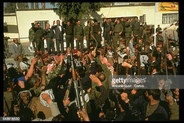 ProSaddam Hussein demonstration
