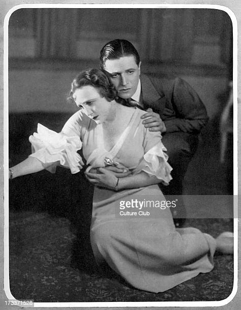 Proscenium play by Ivor Novello With Ivor Novello as Gray and Fay Compton as Norma Norma realises she is too old to play Juliet Production performed...