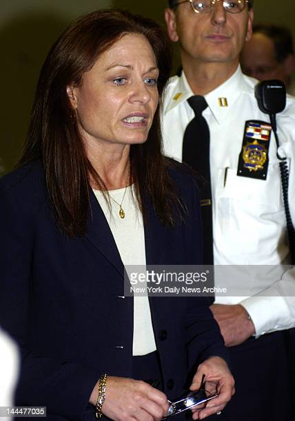 Prosecutor Janet Albertson leaves the courtroom for a lunch break after beginning her crossexamination of Daniel Pelosi on trial for the murder of...