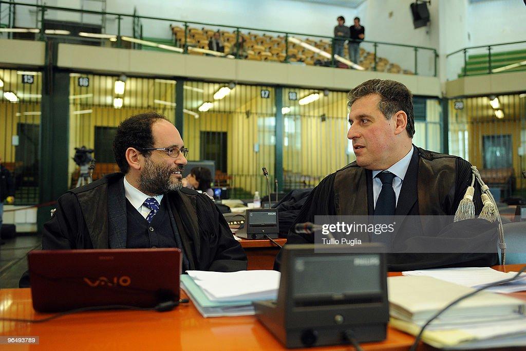 Mario Mori Trial In Palermo : News Photo
