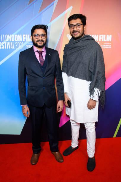 "GBR: ""Two Friends"" World Premiere - 65th BFI London Film Festival"