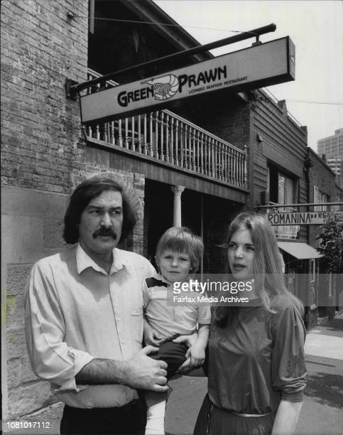Prositution Drugs and Violence they have forced Mr Steve Martin and his wife Helen Pictured with their son Matthew 2 out of their business December...