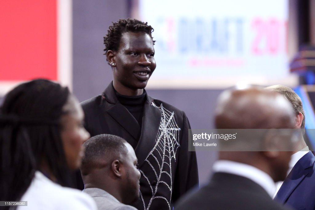 2019 NBA Draft : News Photo