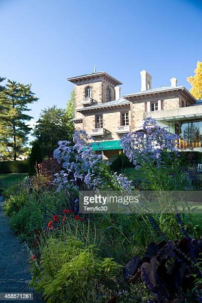 prospect house and gardens - terryfic3d stock-fotos und bilder
