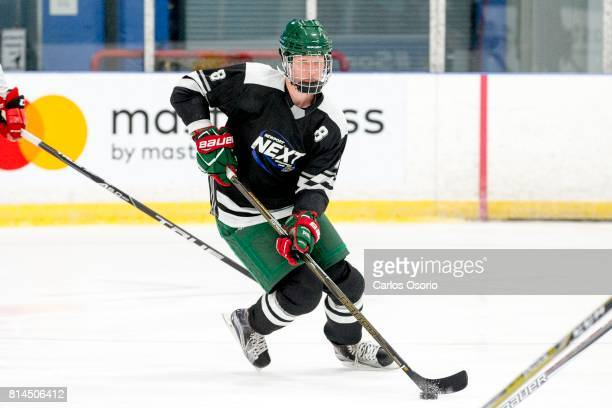 TORONTO ON JULY Prospect Rasmus Dahlin during the practice Don Meehan's agency Newport Sports Management held a camp camp for his top prospects for...