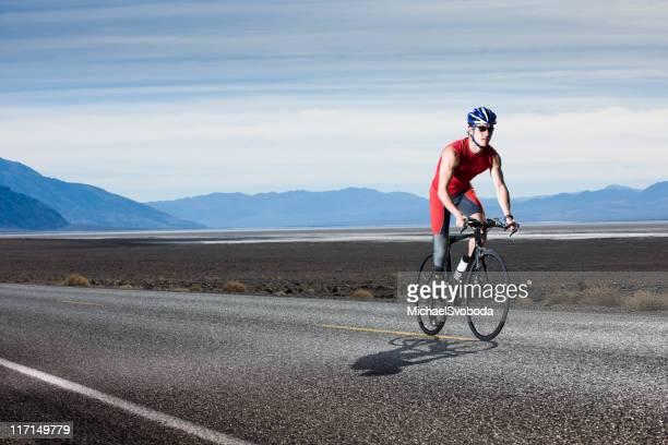 Prosthetic Radfahrer