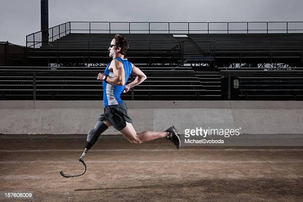 Prosthetic Racer