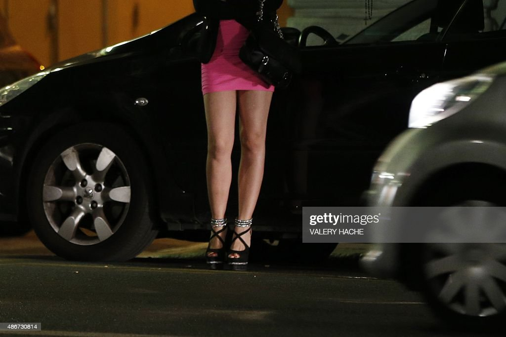 FRANCE-PROSTITUTION : News Photo