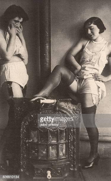 Prostitutes Ca 1900