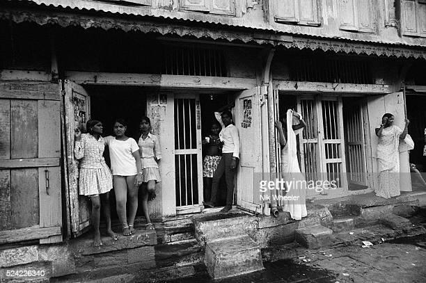 Prostitutes in Mumbai