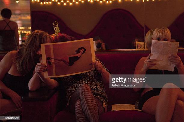 Prostitutes intersted in making a portfolio review sample photography on November 18 2010 at the Love Ranch a brothel located on the outskirts of...