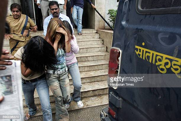 Prostitution Four prostitutes/models arrested from JW Marriott last night was produced at Bandra Court on Friday afternoon They tried their best to...