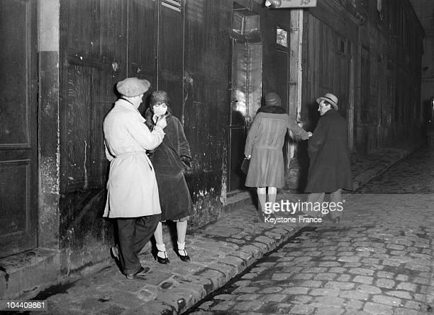 Prostitution in Paris