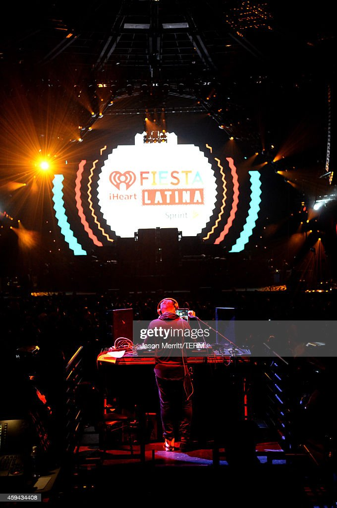 iHeartRadio Fiesta Latina Presented By Sprint - Show