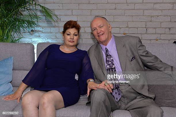 Protagonists Linda Wepner and former boxer Chuck Wepner at The Bleeder TIFF party hosted by GREY GOOSE Vodka at Storys Building on September 10, 2016...