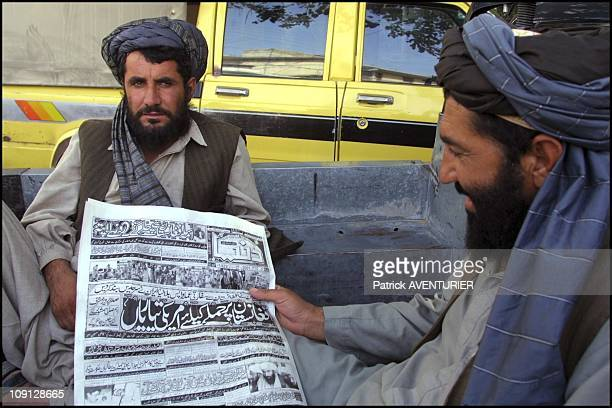 ProTaleban Daily Newspaper Himat Reaches New Heights In Popularity In Quetta On January 11Th 2001 In Quetta Pakistan Himat Was Funded Right After The...