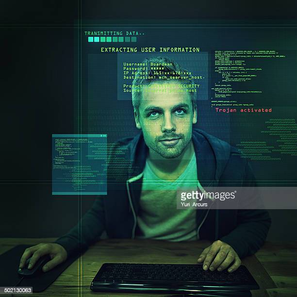 protect your cyber identity at all costs - identity stock photos and pictures
