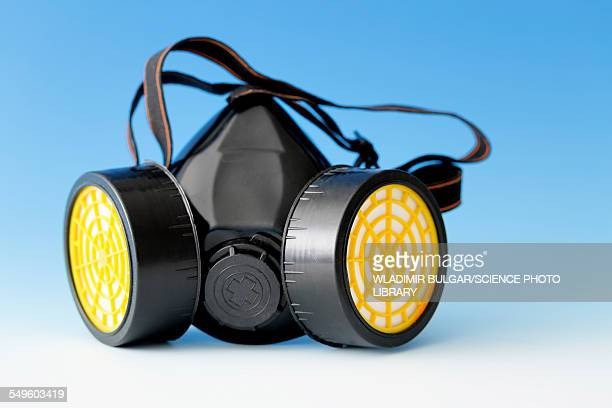 protection mask, studio shot - gas mask stock pictures, royalty-free photos & images