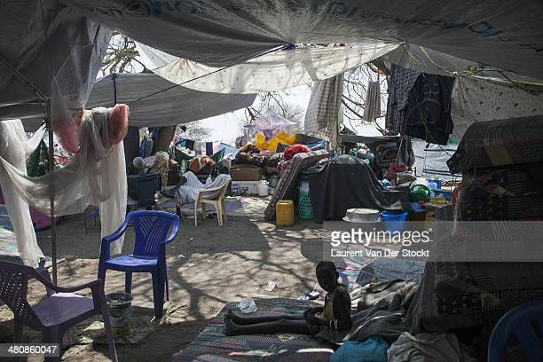 POC Protection of civilian site 10000 thousand people of the Nuer ethnic group took refuge in the POC site of United Nations base of Bor after the...