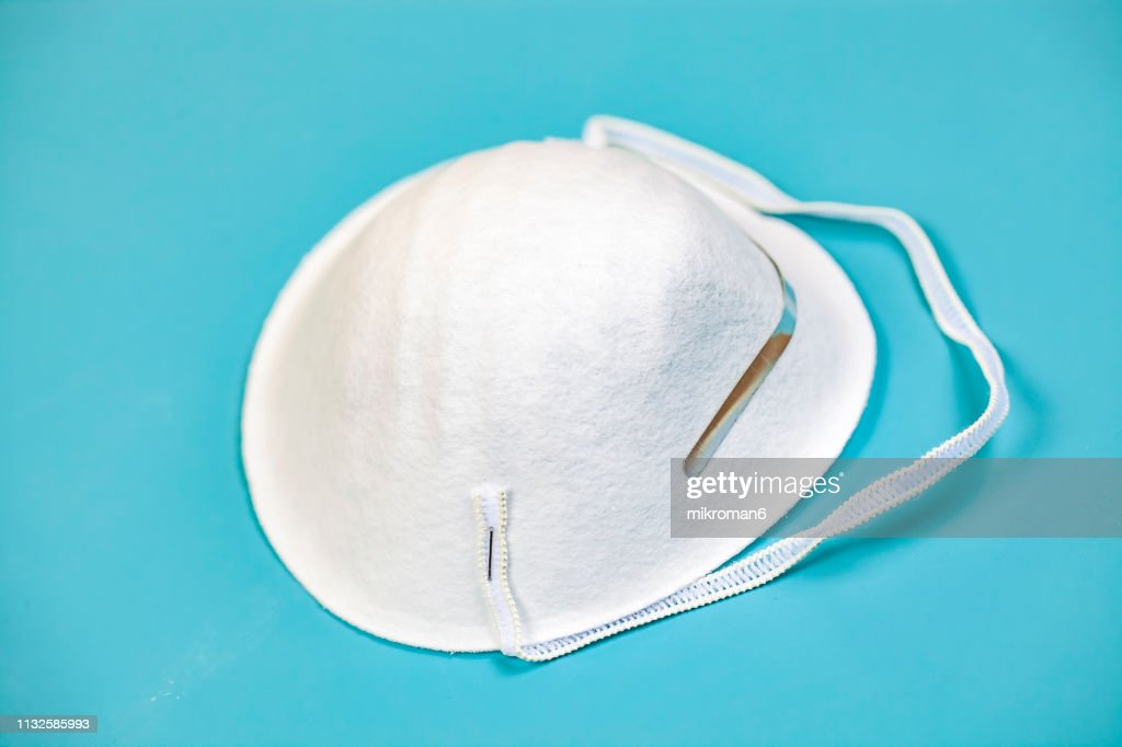 Protective, pollution face mask : Stock Photo