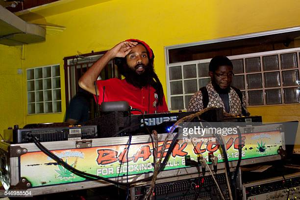 Proteje album launch at Tuff Gong Studios Kingston Jamaica