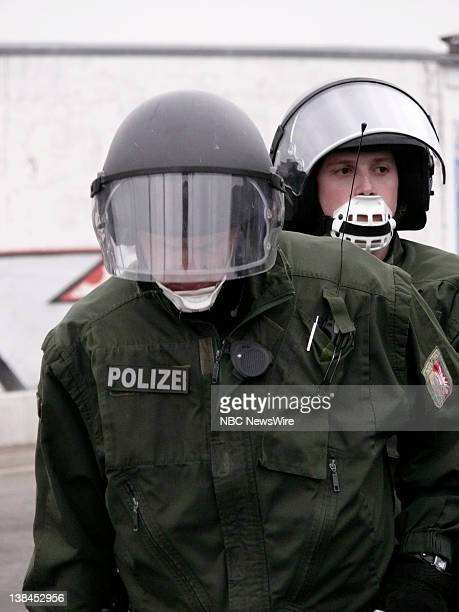 NBC NEWS Protest Against G8 Summit Police prepare for G8 protesters in the northeastern German port of Rostock to show their opposition to next...