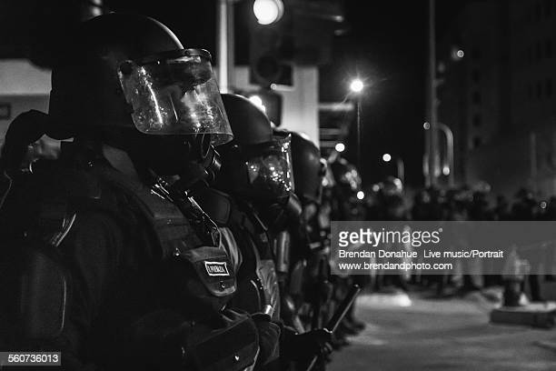protest - riot police stock pictures, royalty-free photos & images