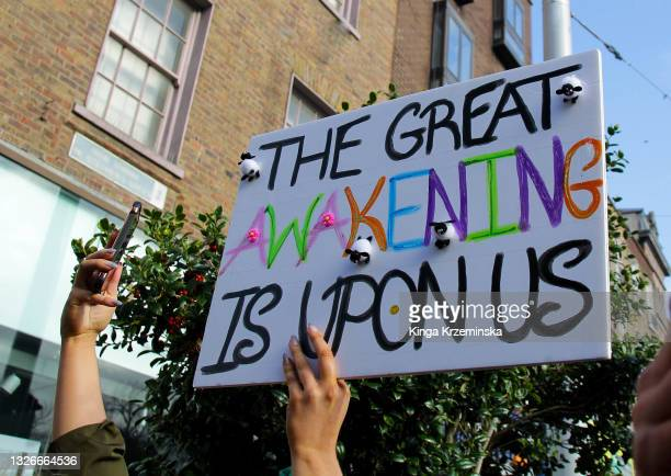 protest sign - demonstration stock pictures, royalty-free photos & images