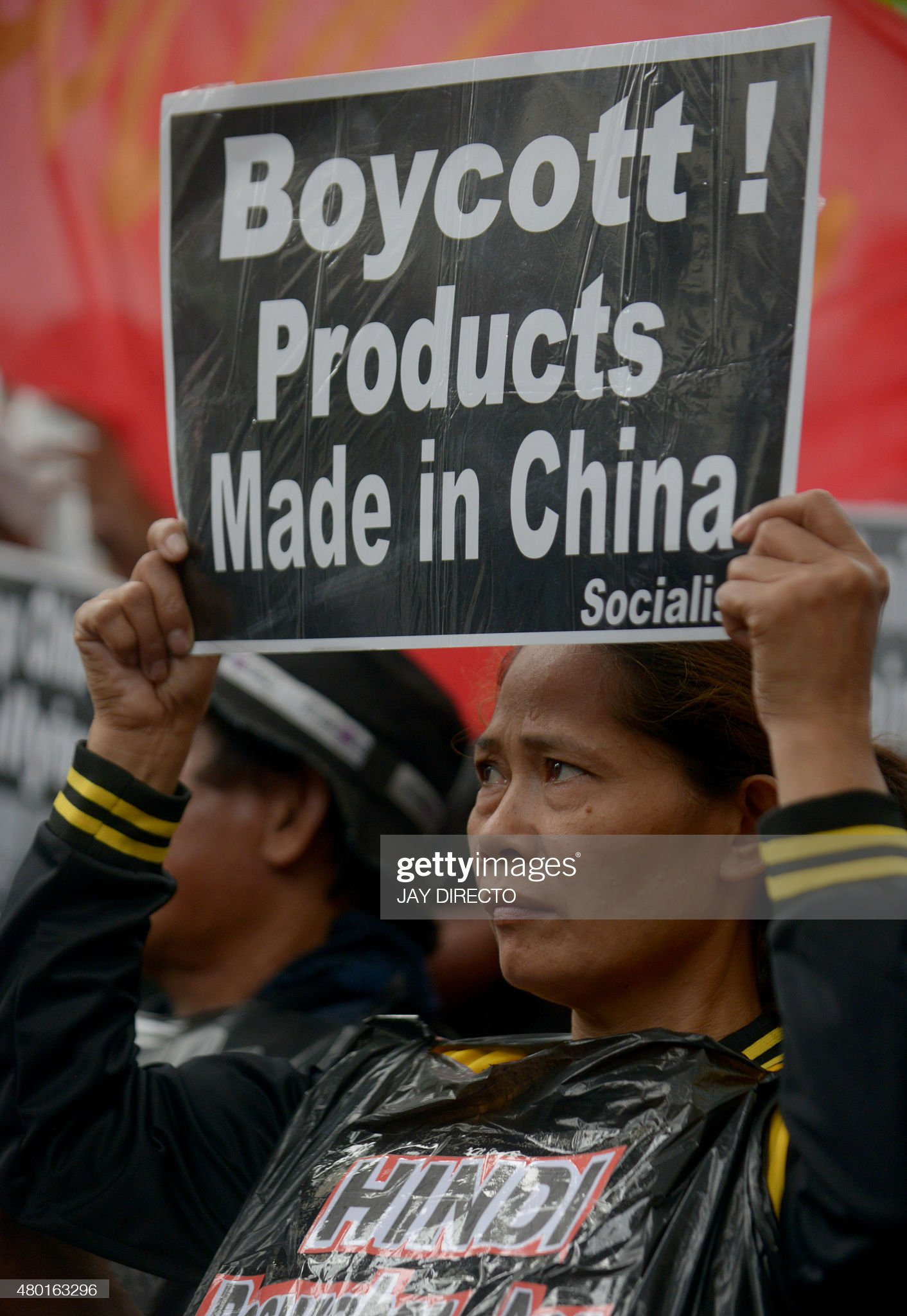 PHILIPPINES-CHINA-MARITIME-UN-DIPLOMACY-PROTEST : News Photo