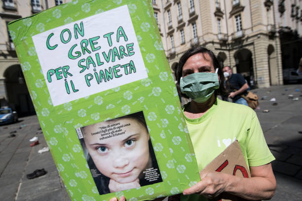 ITA: Fridays For Future In Turin