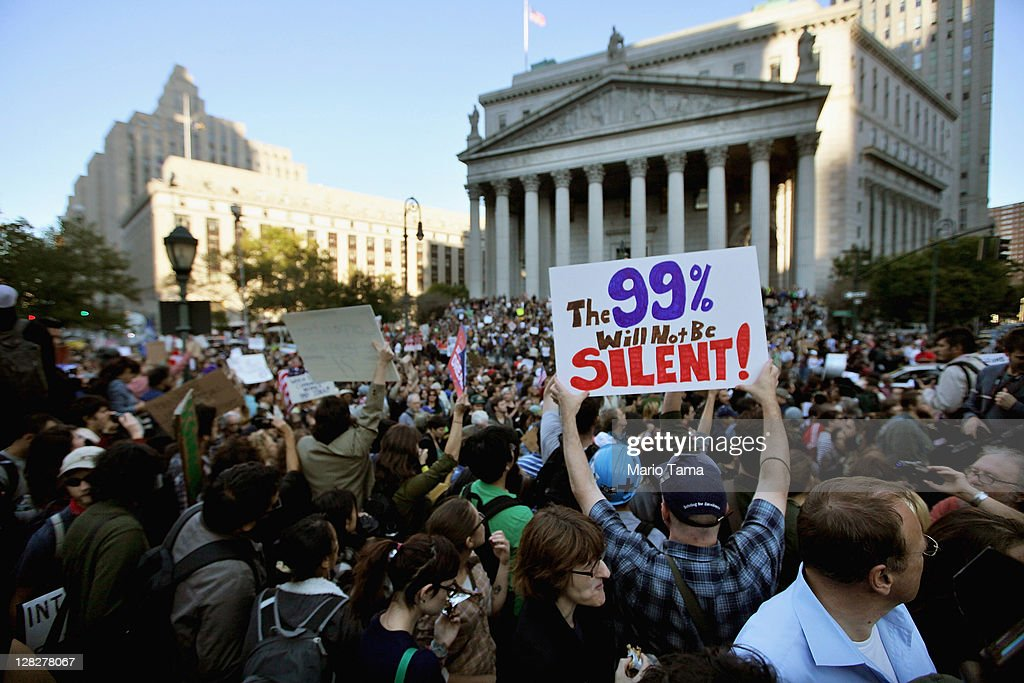 Occupy Wall Street Stock Photos and Pictures Getty Images