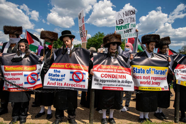 USA: Palestinian Communities Across U.S. Commemorate Nakba With Protests