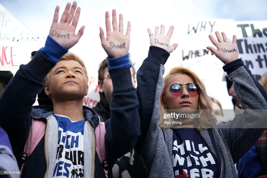 Hundreds of Thousands Attend Global March For Our Lives Rallies