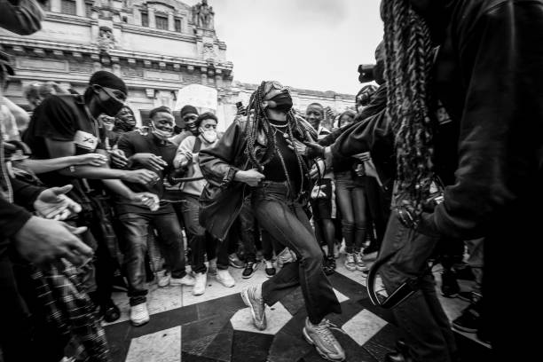 ITA: The Black Lives Matter Movement Inspires Protests In Milan