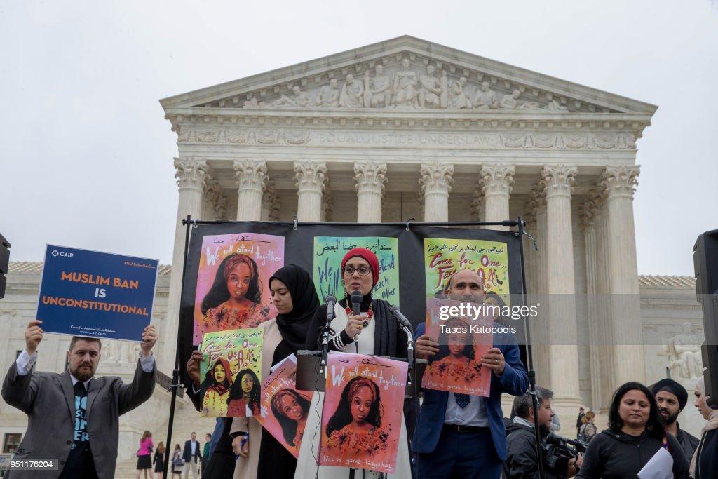 """No Muslim Ban Ever"""