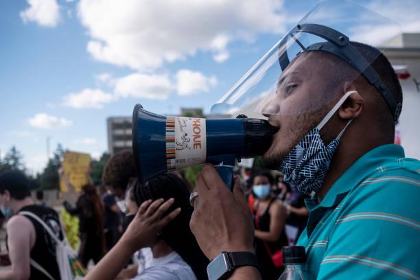 MI: Black Lives Matter Protests Continue Around Detroit