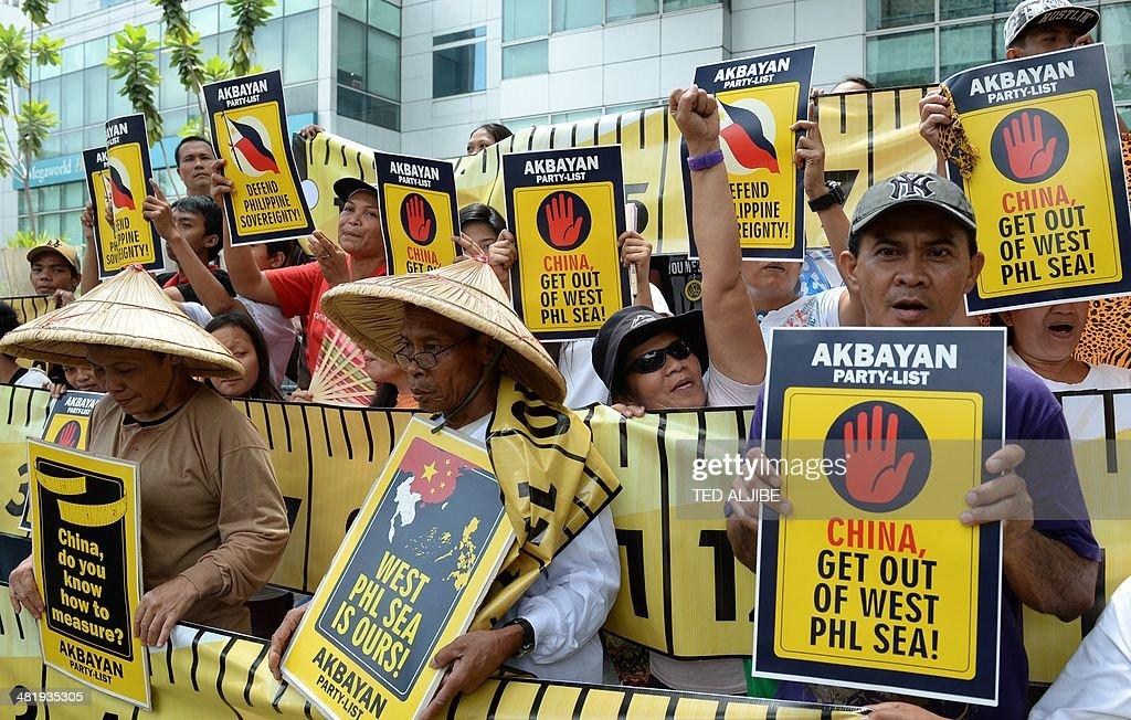 PHILIPPINES-CHINA-UN-MARITIME-DIPLOMACY : News Photo