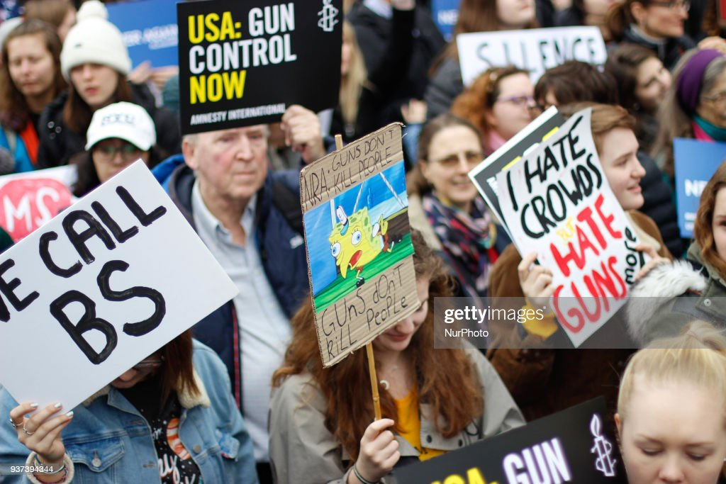 'March For Our Lives' in London