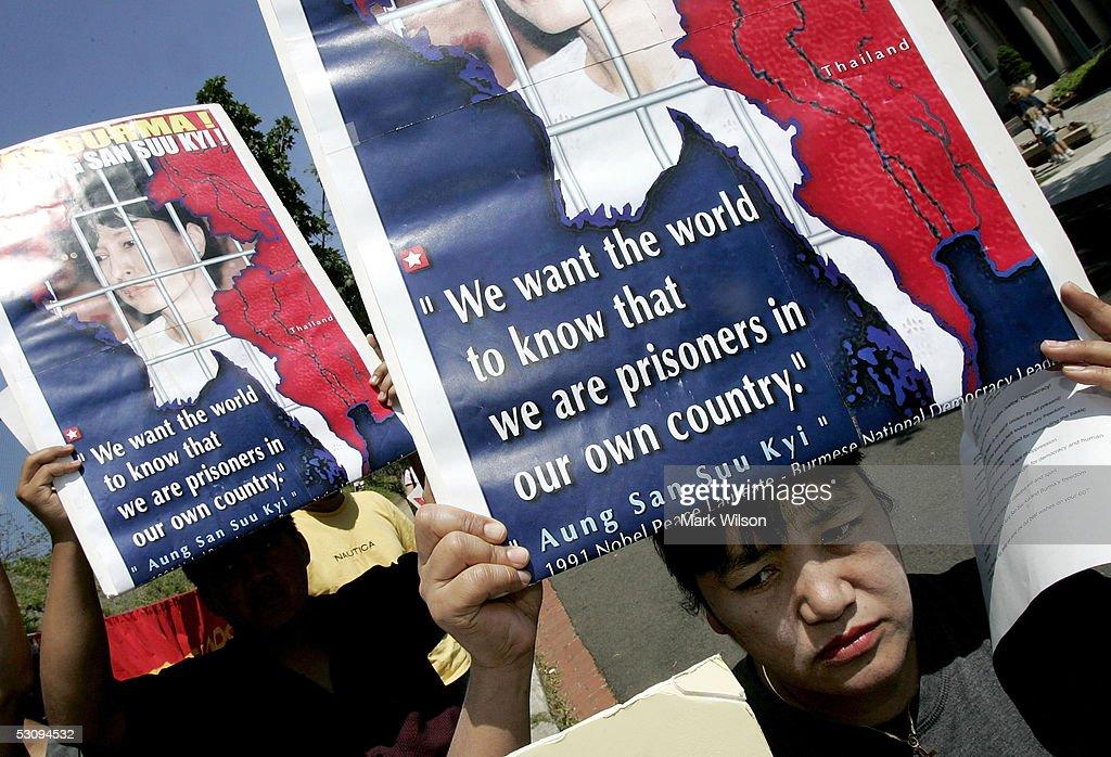 Birthday Cards Delivered ~ Birthday cards delivered for imprisoned myanmaran activist aung