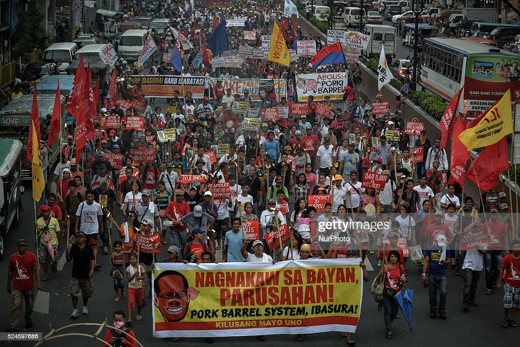 Protests mark Independence Day in the Philippines : News Photo