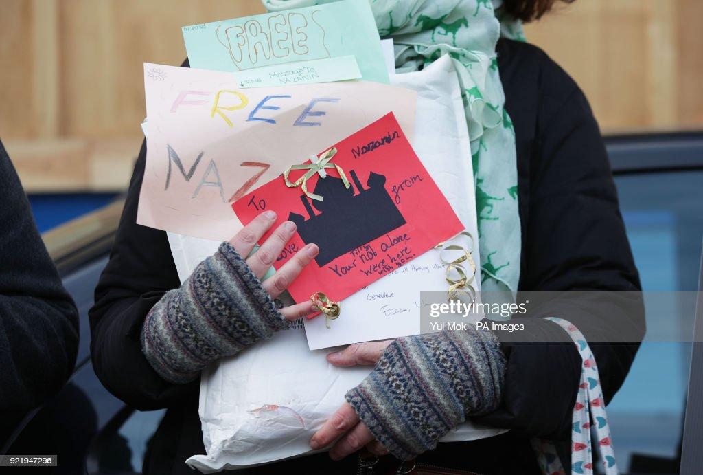 Nazanin Zaghari-Ratcliffe detained : News Photo