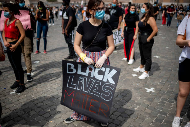 ITA: The Black Lives Matter Movement Inspires Protests In Rome
