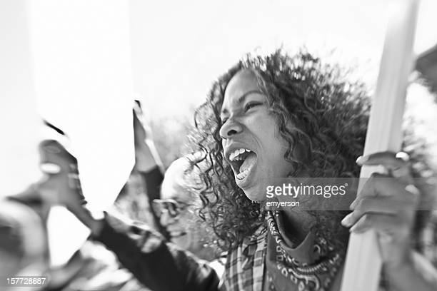 protesters - protestor stock pictures, royalty-free photos & images