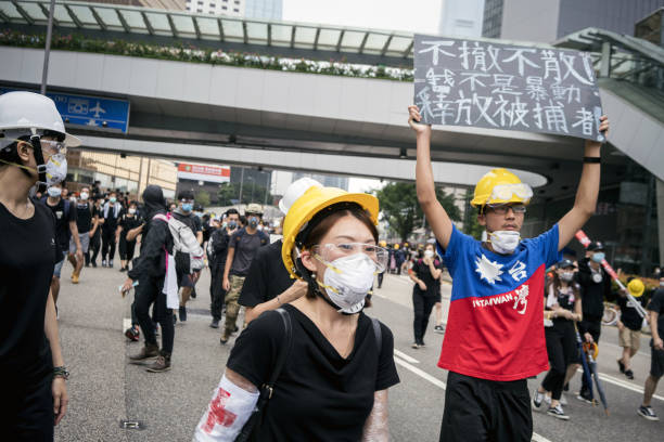 HKG: Reaction In Hong Kong The Day After Historic Protests Halt The City In Message Of Defiance To China