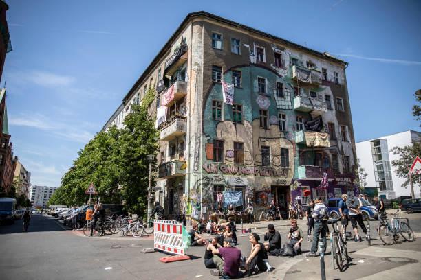 DEU: Liebig34 Anarchist Collective Faces Eviction
