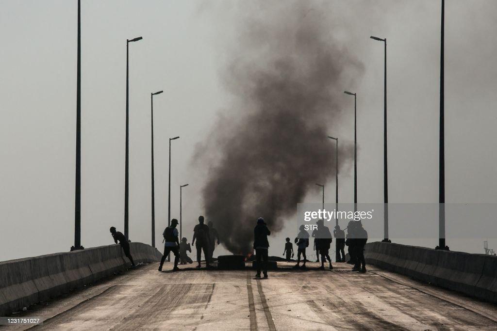 TOPSHOT-MYANMAR-POLITICS-MILITARY : Foto di attualità